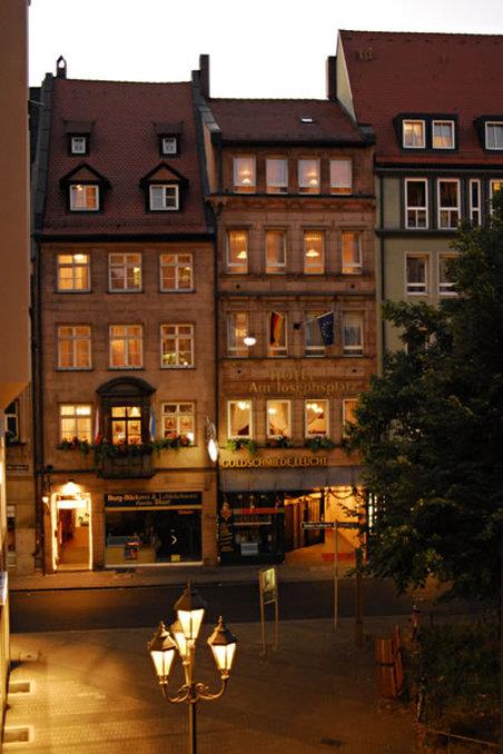 Hotel Am Josephsplatz Вид снаружи