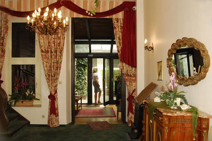 Hotel Am Josephsplatz Lobby
