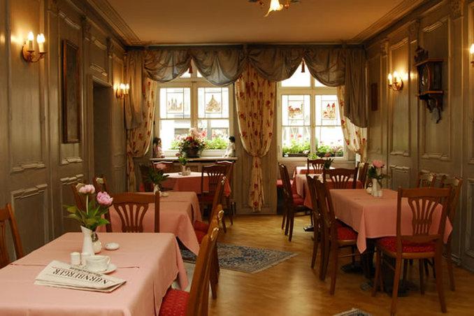 Hotel Am Josephsplatz Ресторанно-буфетное обслуживание