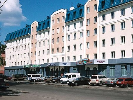 Sibir Hotel - Exterior View