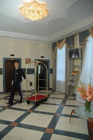 Sibir Hotel - Hall