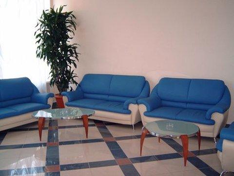 Sibir Hotel - Lobby View