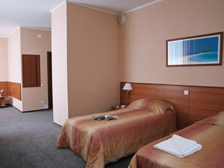 Sibir Hotel - Twin