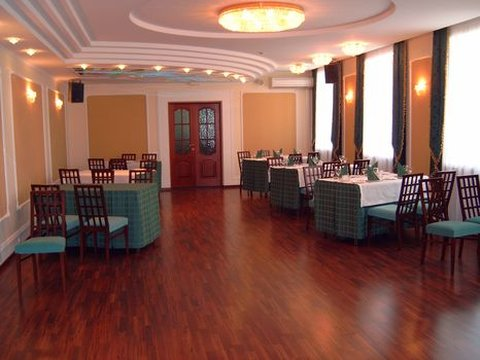 Sibir Hotel - Restaurant