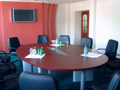 Sibir Hotel - Meeting room