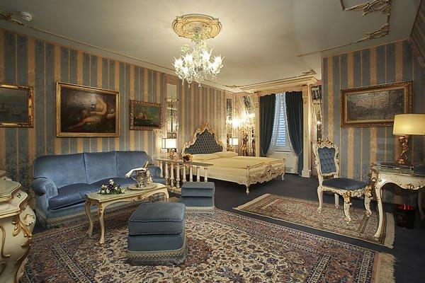 Hotel Palais Porcia Klagenfurt Rekreationscenter