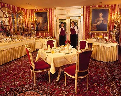 Hotel Palais Porcia Klagenfurt Gastronomie