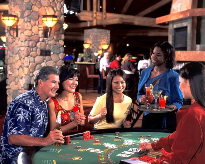 The Bakery/ Chukchansi Gold Resort & Casino - Coarsegold, CA