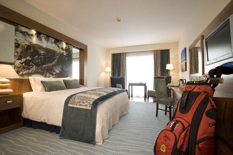 Portmarnock Hotel - Deluxe Room