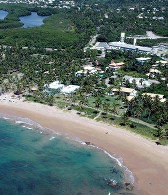 Bahia Plaza Resort - Exterior View