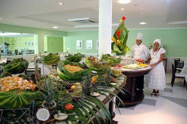 Bahia Plaza Resort - Restaurant