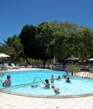 Bahia Plaza Resort - Pool View