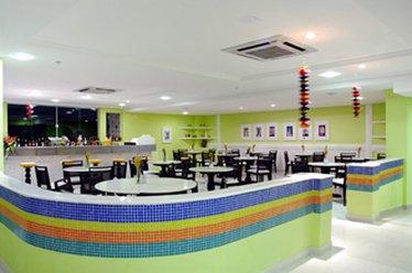Bahia Plaza Resort - Bar Lounge