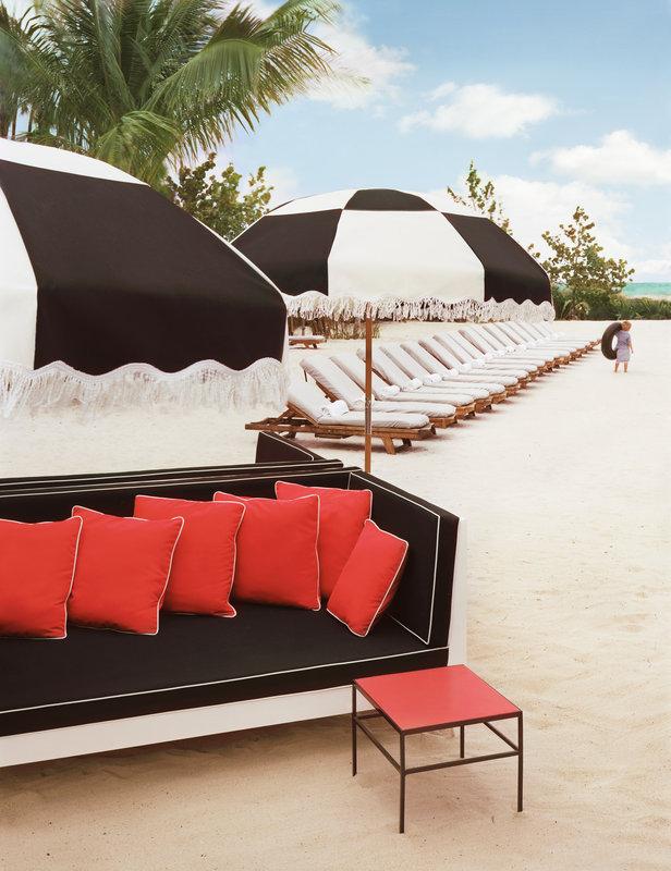 Raleigh Restaurant - Miami Beach, FL