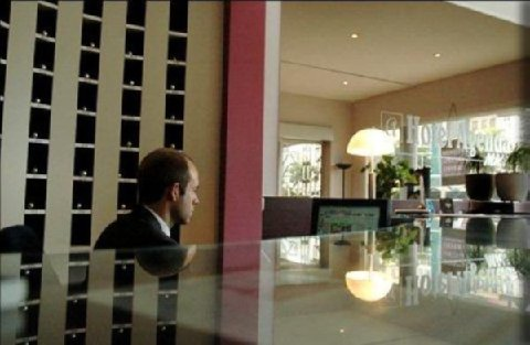 Hotel Midi Zuid - Reception