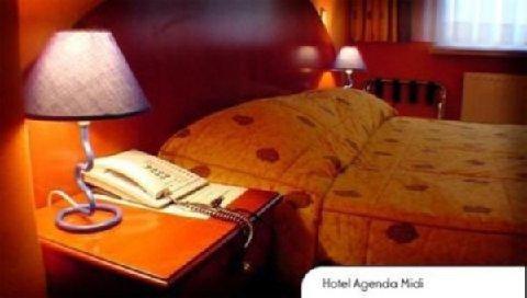 Hotel Midi Zuid - Guest Room