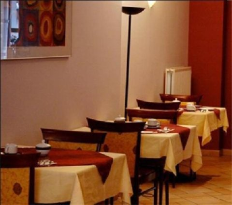 Hotel Midi Zuid - Breakfastroom