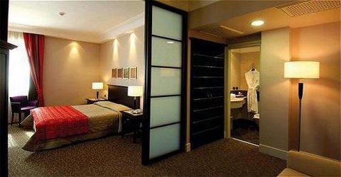 Regina Margherita Hotel - Guest Room