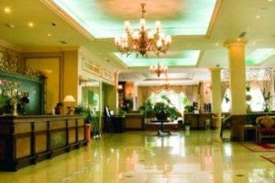 Sammy Hotel Dalat - Lobby View