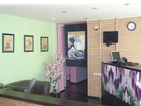 Sakura Hotel - Lobby-Reception