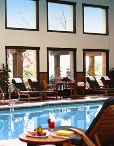 Cool Indoor Pools With Fish tenaya lodge at yosemite, fish camp, ca - see discounts