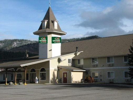 Guesthouse Inn &amp; Suites Kellogg