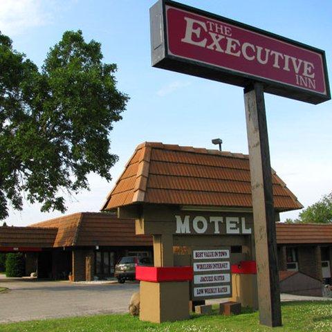 Executive Inn Webster City - Executive Inn Webster City Exterior JPG