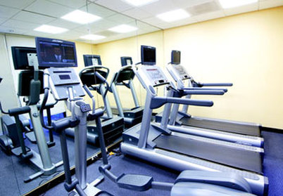 SpringHill Suites Fresno - Fitness Center