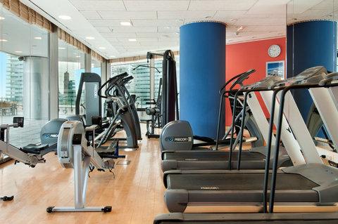 هيلتون دياغونال مار برشلونة - Fitness Center