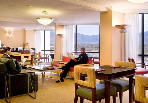 Marriott Albuquerque Hotel - Concierge Lounge
