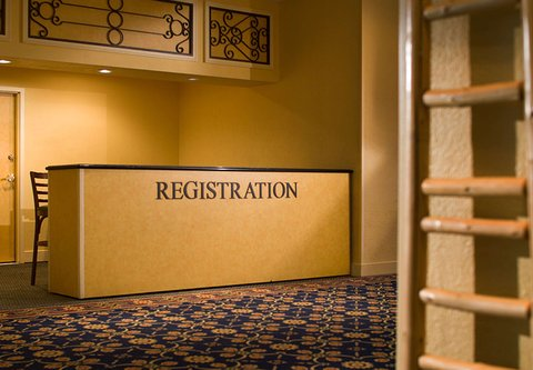 Marriott Albuquerque Hotel - Conference Registration Desk