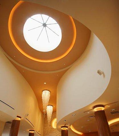 Courtyard Atlantic City Lobby