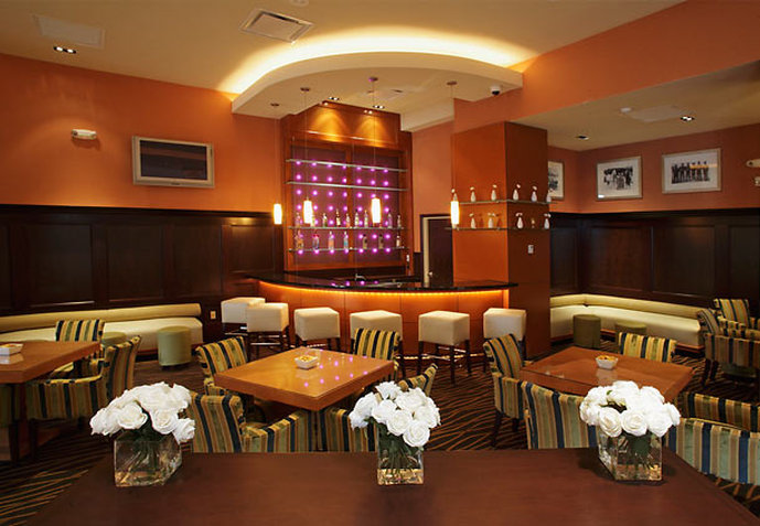 Courtyard Atlantic City Sala klubowa