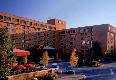Albany Marriott - Exterior