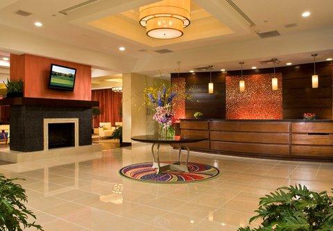 Albany Marriott - Front Desk