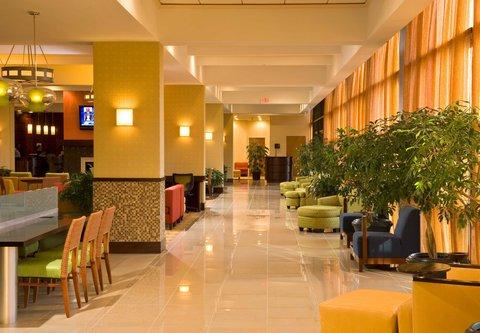 Albany Marriott - Lobby Hall