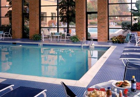 Albany Marriott - Indoor Pool