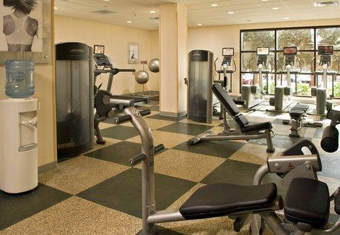 Albany Marriott - Fitness Center