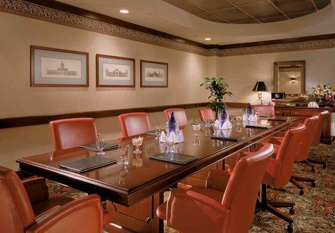 Albany Marriott - Boardroom