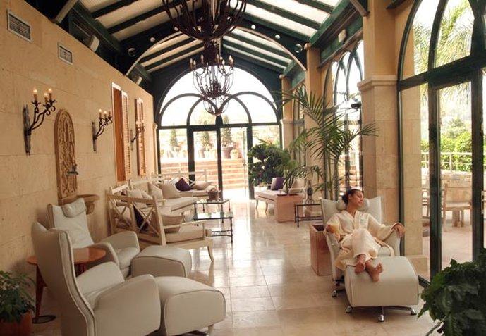 Hotel Denia Marriott La Sella Golf Resort & Spa Wellnessbereich