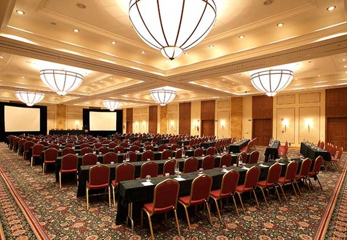 Hotel Denia Marriott La Sella Golf Resort & Spa Tagungsraum