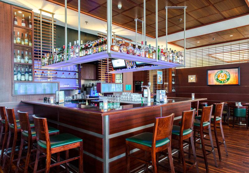 Courtyard Hotel Amsterdam Airport Salon/Lobi