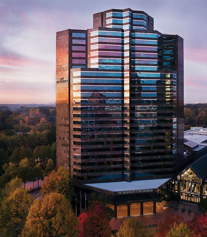 Jw Marriott Hotel Buckhead Atlanta