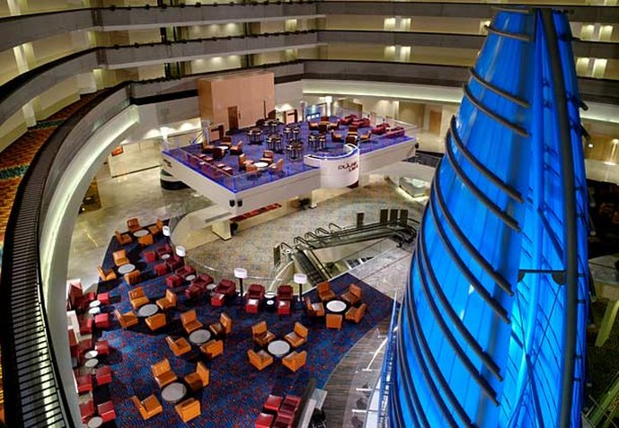 Marriott Atlanta Marquis - Atlanta, GA
