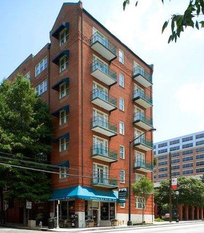 Residence Inn Atlanta Midtown/Georgia Tech - Exterior