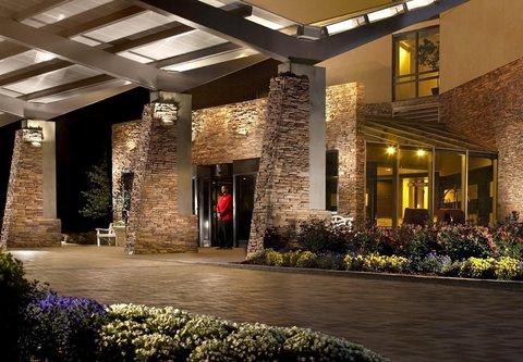 Atlanta Marriott Century Center/Emory Area - Entrance