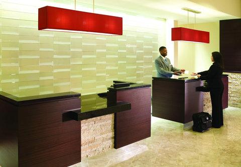 Atlanta Marriott Century Center/Emory Area - Front Desk