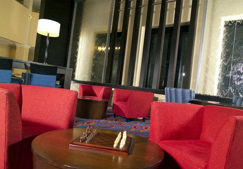 Atlanta Marriott Century Center/Emory Area - Marriott Greatroom