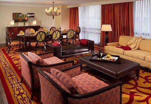 Atlanta Marriott Century Center/Emory Area - Presidential Suite