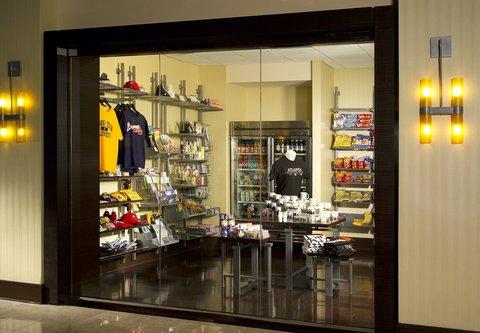 Atlanta Marriott Century Center/Emory Area - Gift Shop